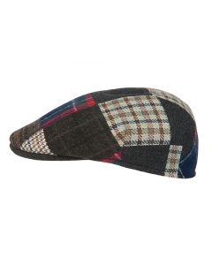LUIGI PATCHWORK CAP, GREEN