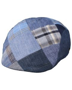 CAP PATCHWORK, NAVY
