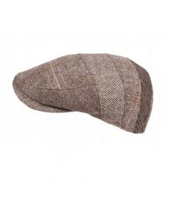 ROWAN WOOL CAP, BROWN