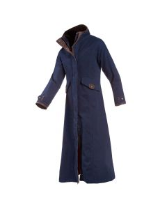 LONG COAT KENSINGTON, NAVY