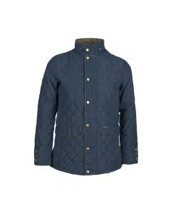 QUILTED JACKET HATFIELD, NAVY
