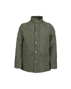 QUILTED JACKET HATFIELD, OLIVE