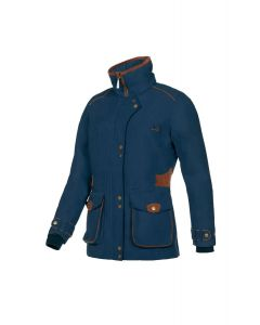 COAT LADYFIELD, NAVY