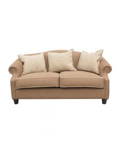 JOHN BARDALE SOFA PRINCESS ONTARIO, BROWN