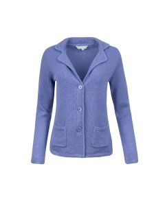LADIES BLAZER STRUCTURE, LAVENDEL