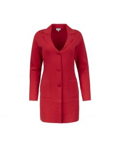 CARDIGAN MILANO, RED