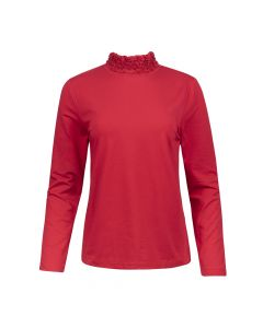 SHIRT TURTLE FRILL, RED
