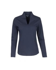 SHIRT COLLAR, NAVY