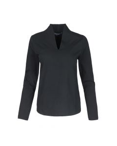 SHIRT COLLAR, BLACK