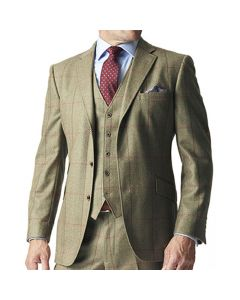 MENS JACKET HEWETT, OLIVE
