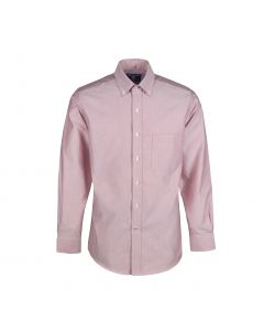 SHIRT OXFORD, RED