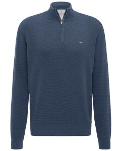 SWEATER TROYER , BLUE