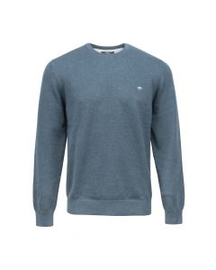 SWEATER ROUND NECK , BLUE