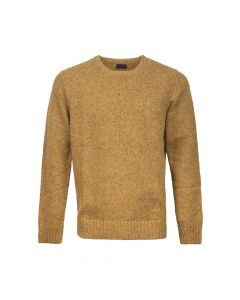SWEATER DONEGAL, MUSTARD