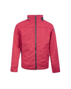 MENS JACKET MANDEL, RED