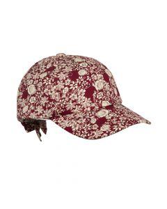 CAP FLOWERS, RED