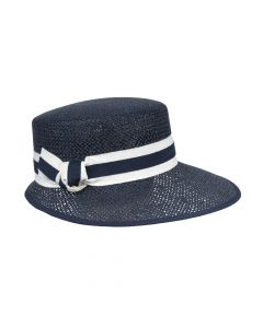 HAT WITH BOW, NAUTICAL