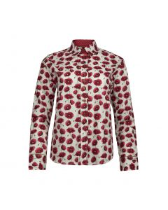 SHIRT POPPY, RED