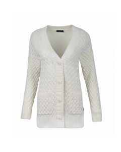 LADIES CARDI MICHELLE, OFFWHITE
