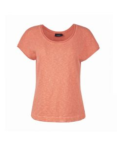 LADIES T-SHIRT LEE, CORAL
