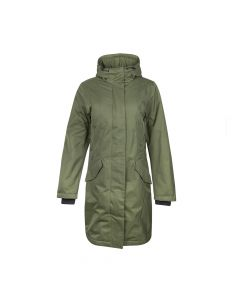 COAT OSLO PADDED, OLIVE