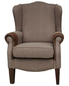 JOHN BARDALE FAUTEUIL WALMER LIGHT, BROWN