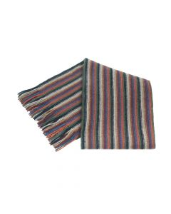 SHAWL STRIPE, OLIVE
