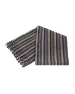SHAWL STRIPE, GREY