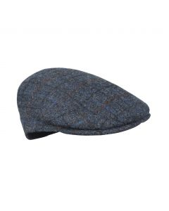 CAP WITH EARFLAP, NAVY