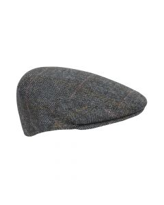 CAP WITH EARFLAP, BLUE