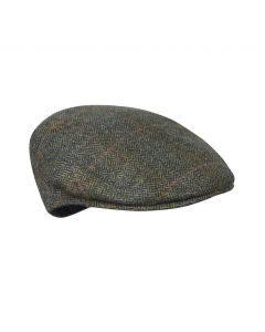CAP WITH EARFLAP, GREEN