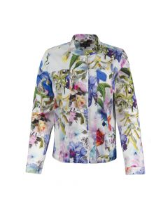 LADIES BLAZER FLOWER MIX, DIVERS