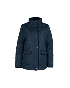QUILT JACKET ISABEL, NAVY
