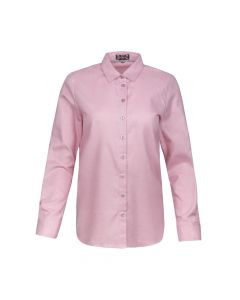 LADIES SHIRT FLANEL, PINK