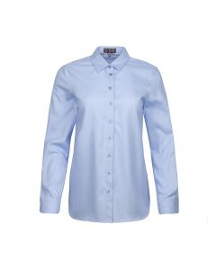 LADIES SHIRT FLANEL, BLUE