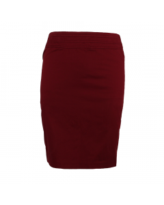 SKIRT COTTON, RED