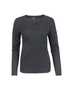 SWEATER V- NECK , ANTRA