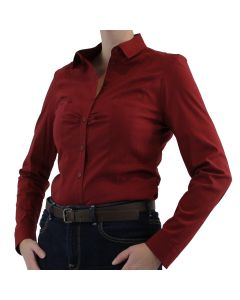 SHIRT WRINKLE, RED