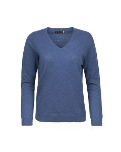 SWEATER V- NECK , NAUTICAL