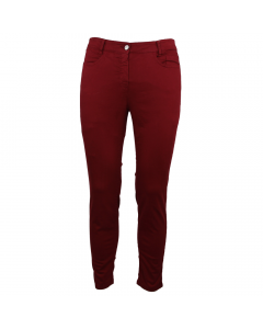 TROUSERS, RED
