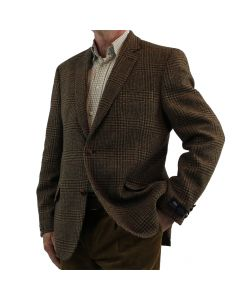 JACKET BRADFORD, BROWN