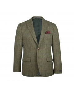 JACKET HARRIS GRESS, GREEN