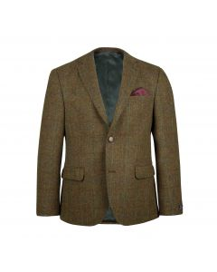 JACKET HARRIS TOBSON, TOBACCO
