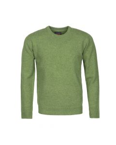 SWEATER ROUND NECK, GREEN