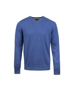 MENS SWEATER V-NECK, NAUTICAL