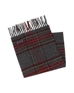 SCARF INGLEBOROUGH RED, RED
