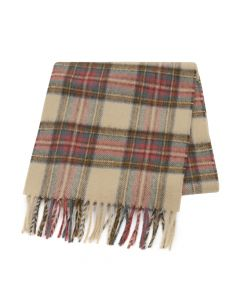 SCARF ANT. DRESS STEWART, BEIGE