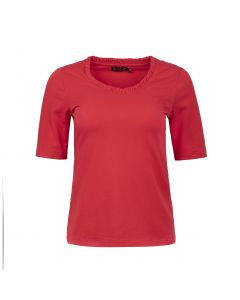 T-SHIRT UNI , RED