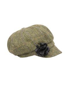 CAP NEWSBOY, OLIVE