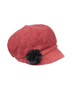 CAP NEWSBOY, RED